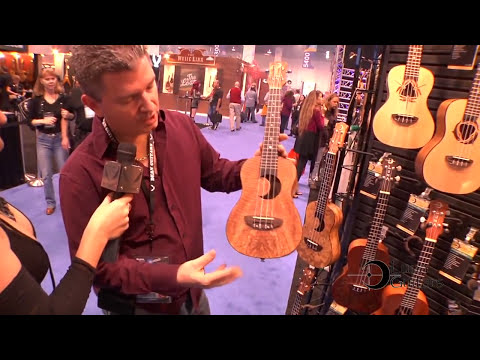 Luna Guitars' NAMM 2013 tour