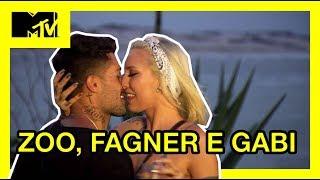 De Férias com o Ex Brasil: Amor e Ódio com Mareu - Zoo pegou o Fagner!