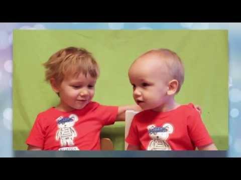 Виталик знакомит вас с братиком! Демьян Олечкин, 1 год  7 месяцев.