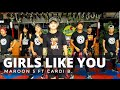 GIRLS LIKE YOU By Maroon 5 Ft Cardi B Zumba Bachata Pre Cool Down Kramer Pastrana mp3