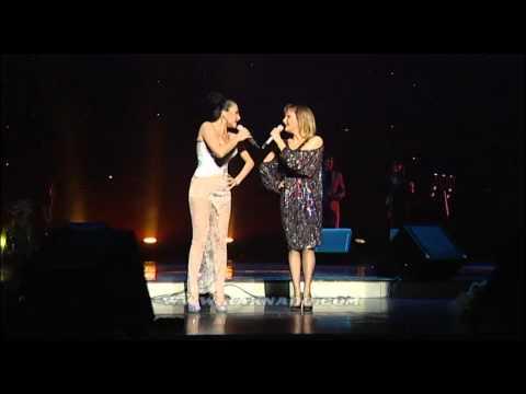Афина и Татьяна Буланова- Женская дружба, 2012