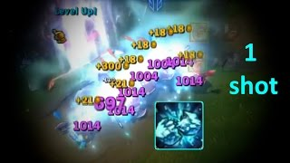 WHY YOU NEVER GANK NUNU & LoL Best Moments 195 (League of Legends)