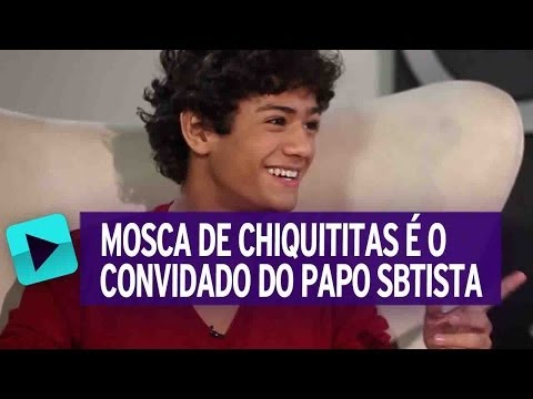 MOSCA PARTICIPA DO PAPO SBTISTA
