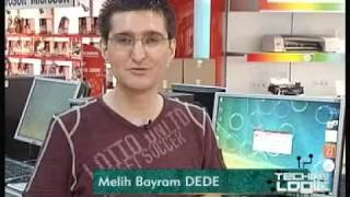 TechnoLogic 53 - Melih Bayram Dede - TV Net