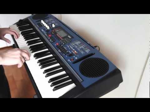 Demonstração do teclado/Sintetizador Yamaha DJX (PSRD1) com sequencer e sampler a venda no MercadoLivre neste link: http://tinyurl.com/bwb9tnq ---------------------------------------------------...