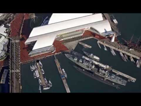 Sydney's Ultimate Waterfront Venue Precinct - Australian National Maritime Museum