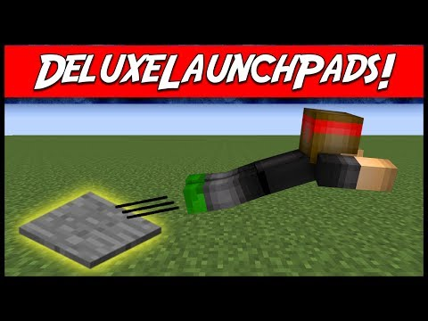 Minecraft Plugin Tutorial | DeluxeLaunchPads & Fireworks On Join!