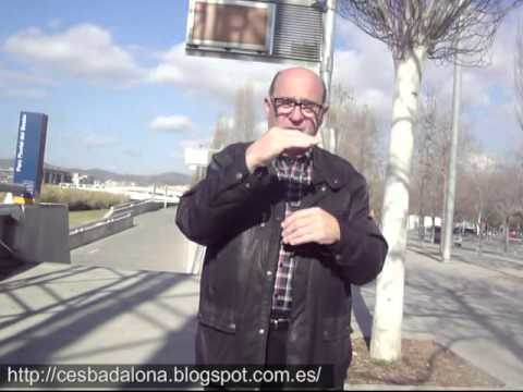 Ruta: San Adrian de Besos - Montcada i Reixac
