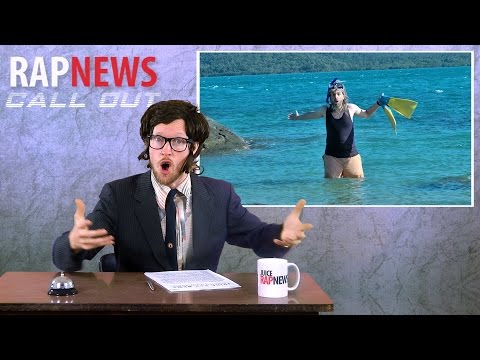 The Great Barrier Reef [Rap News Call Out]