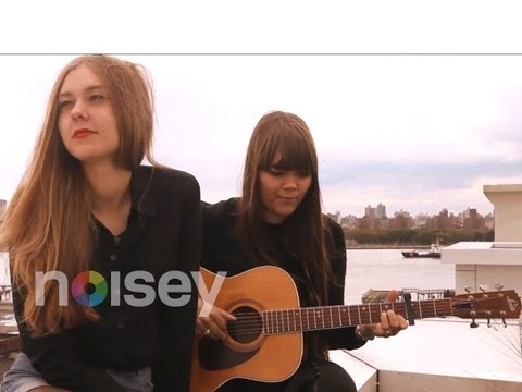 "First Aid Kit - ""Wolf"" - Noisey Acoustics - Episode 1- Part 1/2"