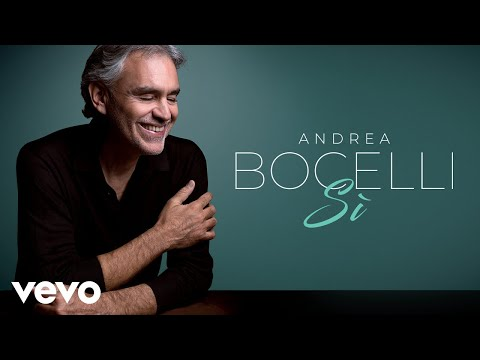 Andrea Bocelli - Gloria the Gift of Life (Audio)