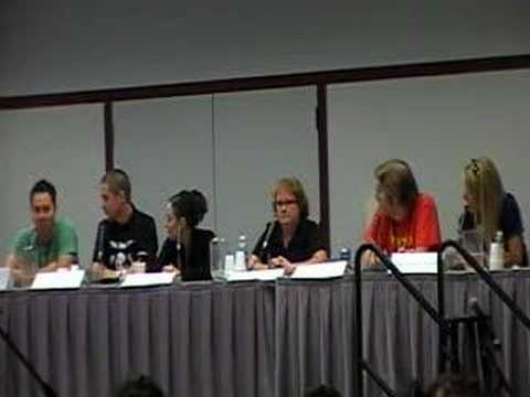 Anime Vegas 2007: Naruto Cast Panel part 4