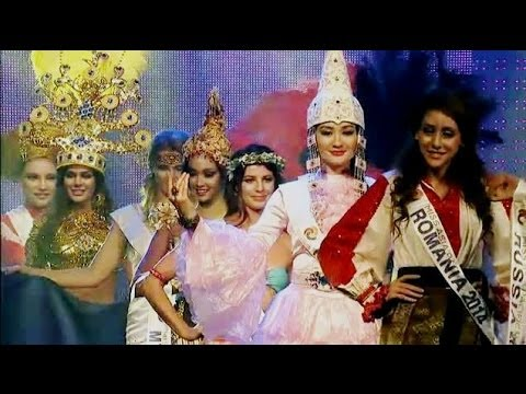 Miss Asia Pacific World 2014 - National Costume Parade of Nations