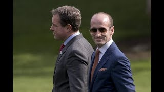 Stephen Miller Is Even More Monstrous Than We Knew
