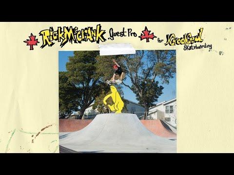 Krooked Guest Pro : Rick McCrank