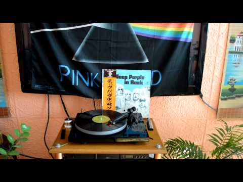 Deep Purple - Child In Time  +  Pro-ject Debut Iii Esprit (turntable) video