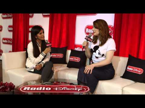 Bryce Dallas Howard at D23 Expo 2015 | Radio Disney