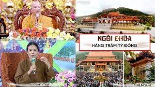 Toàn cảnh vụ bê bối tại chùa Ba Vàng đang ồn ào MXH,khiến phật tử đau lòng chua xót..!