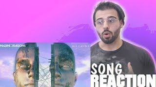 Imagine Dragons Machine Audio Reaction