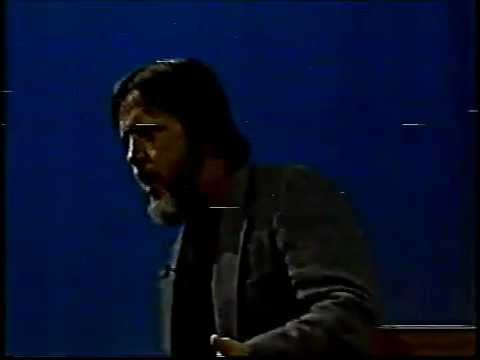 Rick Roderick on Nietzsche as Myth & Myth-maker [full length]