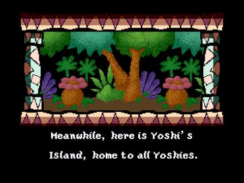 Super Mario World 2 - Yoshi