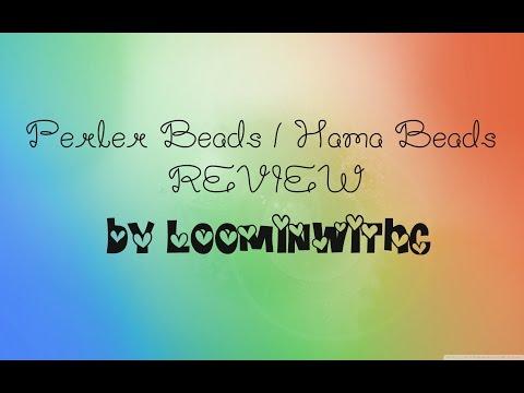 Perler Bead / Hama Beads Review