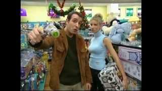 Un gars une fille - shopping de Noël