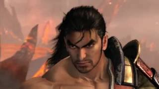 Soul Calibur IV - PS3 Darth Vader Star Wars guest character reveal trailer