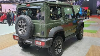 Suzuki Jimny 2019 Solid Jungle Green ราคา 1,650,000 บาท