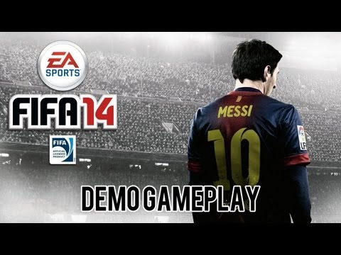 FIFA 14 | Demo Gameplay | First Game and Review