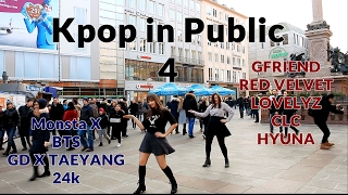 Download Lagu Dancing KPOP in public Challenge #4  (BTS, Gfriend, MonstaX, RedVelvet, 24k, CLC, GD, Lovelyz) Gratis STAFABAND