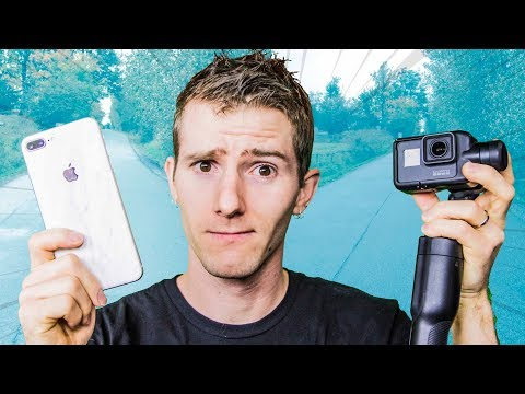 iPhone 8 vs. GoPro Hero 6 Black - Review