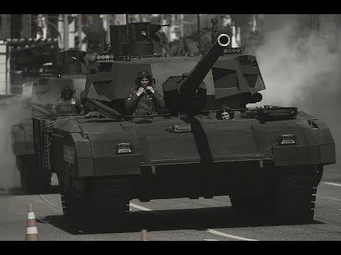 Парад Победы 9 мая 2017. Red Alert 3 Theme Soviet March
