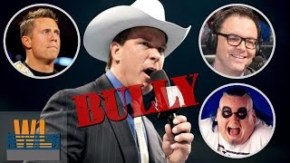 10 OF WWE'S BIGGEST BACKSTAGE BULLIES!
