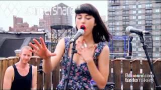 Kimbra    Settle Down  LIVE Studio Session + Q&A   YouTube