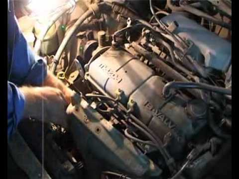 Замена ремня ГРМ своими руками Mazda 323, видео!