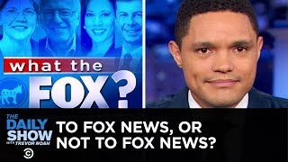 Dems Divided Over Appearing on Fox News   The Daily Show