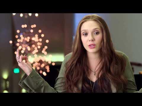 "Captain America: Civil War: Elizabeth Olsen ""Wanda Maximoff"" Behind the Scenes Interview"