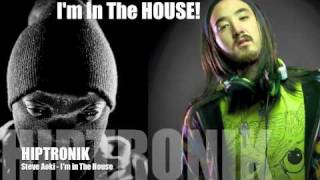 Watch Steve Aoki Im In The House video