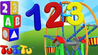 TuTiTu Preschool | Learning Numbers for Babies and Toddlers | Ferris Wheel