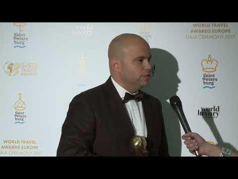 Enrique Montes, hotel director, Lopesan Baobab Resort