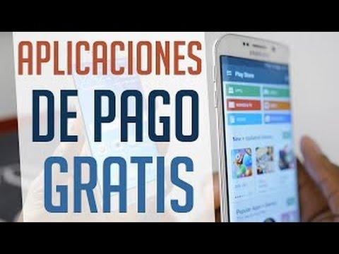 Toda La Play Store GRATIS 2016   Descargar Aplicaciones de Pago GRATIS Septiembre 2016