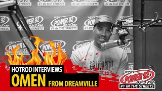 Omen on the Success of  The New Dreamville Album, J.Cole + More!