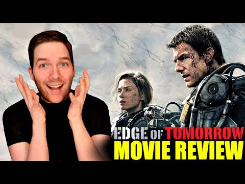 Edge Of Tomorrow - Movie Review