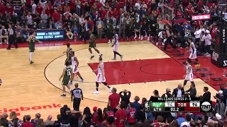 4th Quarter, One Box Video: Toronto Raptors vs. Milwaukee Bucks