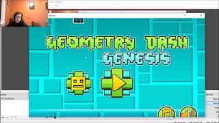 Playing GD Genesis