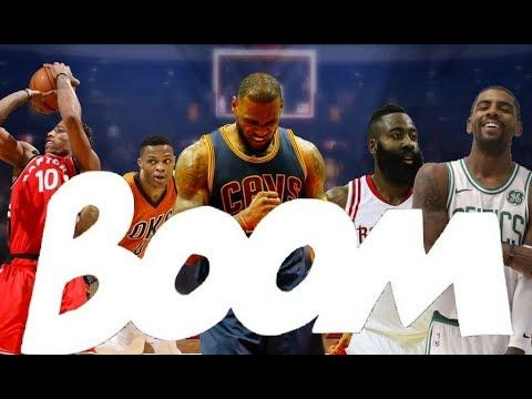 Boom - Major Lazer & MOTi (Feat. Ty Dolla $ign, WizKid & Kranium) Nba mix!