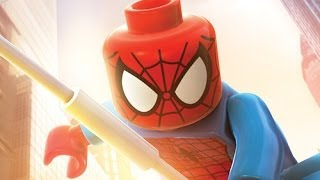 LEGO Marvel Super Heroes All Cutscenes Full MOVIE