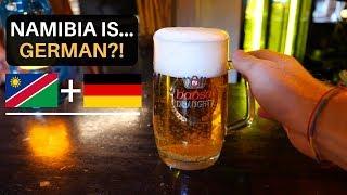 Namibia is... GERMAN?!