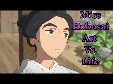 Raparaptor Analysis: Miss Hokusai - Art Vs. Life